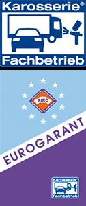Karosserie Scheuermann ist Ihr EUROGARANT-Fachbetrieb.